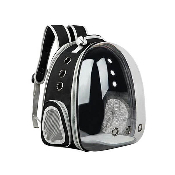 apollo dog backpack carrier tent tech black