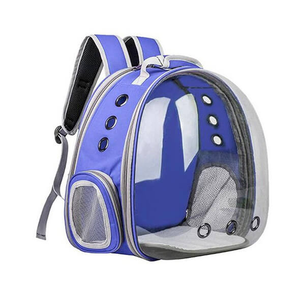 apollo dog backpack carrier tent tech blue