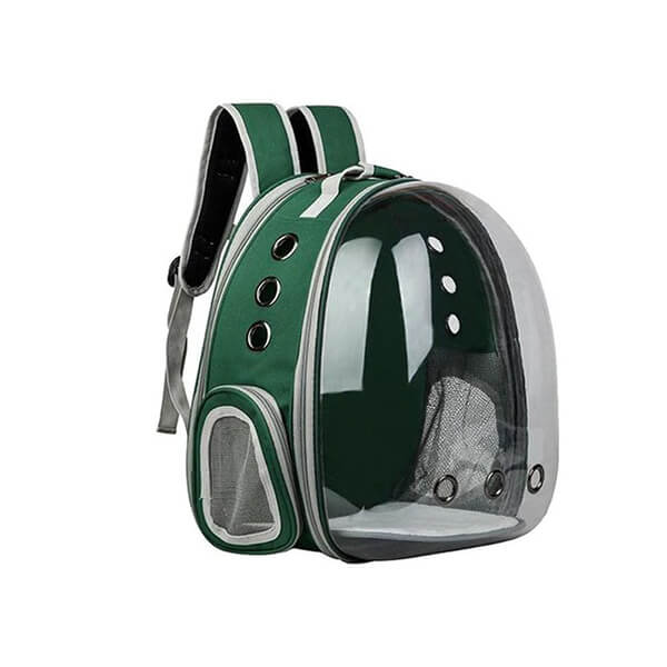 apollo dog backpack carrier tent tech green