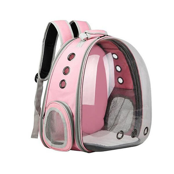 apollo dog backpack carrier tent tech pink